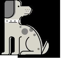 agm carrousel chien