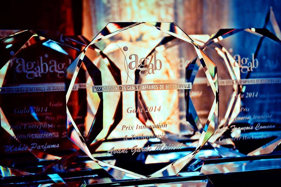 avantgarde medical AVANT GARDE Médical reçoit le prix Innovation & Technologie de l'AGAB