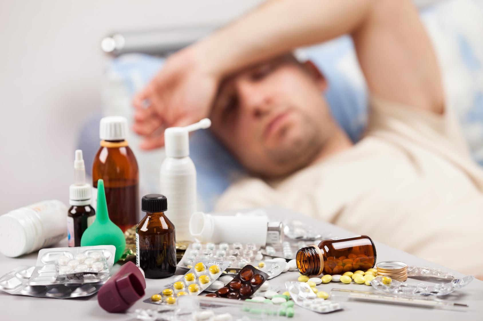 L'efficacité des antihistaminiques diminue-t-elle avec le temps?