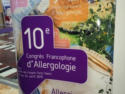CFA 2015 : Les allergologues tournés vers l'avenir!