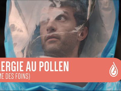 Allergie au pollen (rhume des foins)