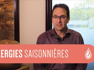 Allergies saisonnières et changements climatiques par Dr Guy Tropper d'AVANT GARDE Médical <sup>MD</sup>