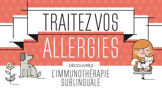 Traitement des allergies avec l'Immunothérapie sublinguale par Avant Garde Médical