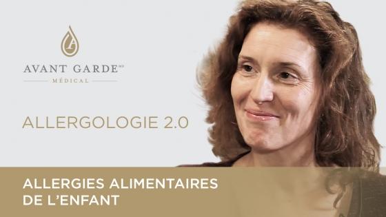 Dre Carine Favre-Metz sur les allergies alimentaires de l'enfant