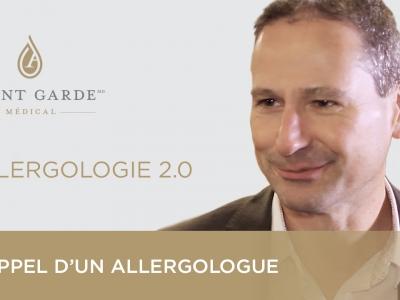 Le Dr Philippe Auriol explique l'appel d'un médecin à l'allergologie