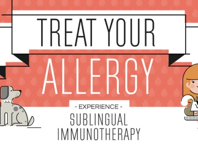 Sublingual immunotherapy (SLIT) allergy treatment