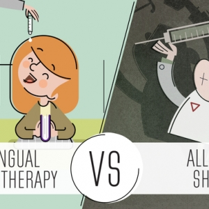 Sublingual immunotherapy VS allergy shots